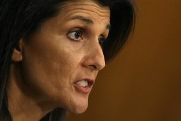 سفيرة أمريكا بالأمم المتحدة: ما زلنا ندعم «حل الدولتين» لصراع الشرق الأوسط