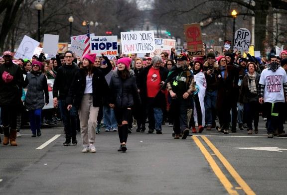 2 مليون عدد المشاركين في «مسيرة النساء» المعارضة لترامب
