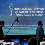 روسيا وإيران وتركيا تتفق على إقامة مناطق آمنة بسوريا