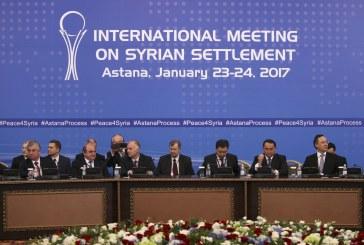 فيديو  «أستانة 4».. روسيا تطرح مبادرة جديدة لحل الأزمة السورية