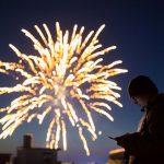 حمار يخطف الأضواء من رواد فضاء في احتفالات الصين بالعام الجديد