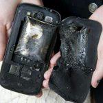 مادة جديدة تمنع حوادث انفجار بطاريات الهواتف الذكية