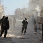 فيديو| مقتل مسلحين من «النصرة» في غارات للجيش السوري على وادي بردى