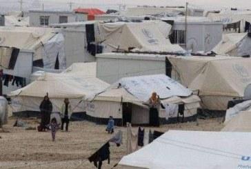 فيديو  5 قتلى و30 جريحا في تفجير مخيم للاجئين السوريين على حدود الأردن