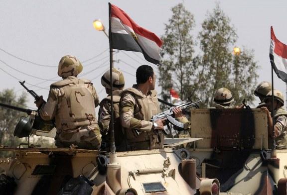 8 شهداء من الشرطة المصرية في هجوم استهدف كمينا أمنيا بالوادي الجديد