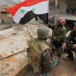 فيديو| الجيش السوري يتقدم في وادي بردى ويسيطر على الحسينية