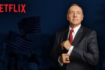 فيديو  House of Cards يقلب العلم الأمريكي بالتزامن مع تنصيب ترامب