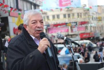 مسؤول فتحاوي يدعو لتصعيد المقاومة ويحذر من نقل السفارة الأمريكية للقدس