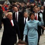صور  أناقة سيدات البيت الأبيض في حفل تنصيب الرئيس