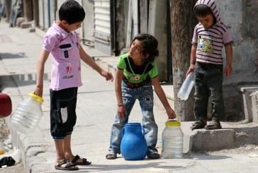 فيديو| الحكومة السورية تعتبر تلويث مياه بردى «جريمة حرب»