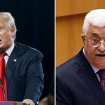 ترامب سيتحدث إلى عباس هاتفيا مساء الجمعة