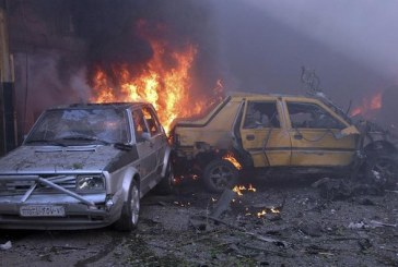 ارتفاع حصيلة التفجير الانتحاري قرب الباب السورية الى 77 قتيلا