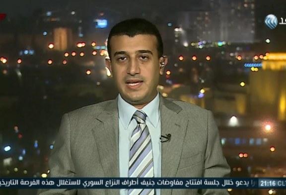 فيديو  برلماني مصري يدعو الدولة للتفاؤل الحذر  في عهد ترامب