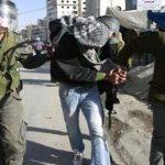 الاحتلال يعتقل 14 فلسطينيا ويصيب اثنين في الضفة الغربية