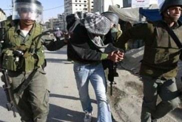 قوات الاحتلال تعتقل 18 فلسطينيا في الضفة