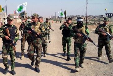 قوات الحشد الشعبي العراقية تتقدم صوب حدود سوريا