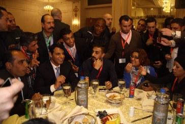 مؤتمر «شباب فلسطين» بالقاهرة يدعو لإنهاء الانقسام الداخلي