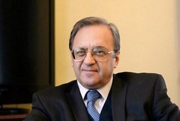 روسيا تدعو لتشكيل سلطة ليبية موحدة تضم جميع الأطراف