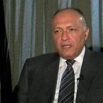 وزير الخارجية المصري ينقل رسالة من السيسي إلى البشير