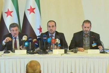 المعارضة تتهم النظام السوري بـ«المماطلة» في بحث الانتقال السياسي