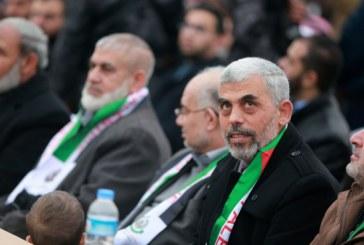 انتخاب الأسير المحرر يحيى السنوار رئيسا لمكتب حماس في غزة.. والحية نائبا