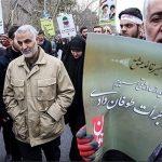 إيرانيون يرفعون شعار «الموت لأمريكا» خلال مسيرات مليونية في ذكرى الثورة الإسلامية
