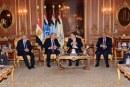 فيديو  وزراء خارجية تونس ومصر والجزائر يناقشون الأزمة الليبية.. الأحد