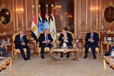 فيديو| وزراء خارجية تونس ومصر والجزائر يناقشون الأزمة الليبية.. الأحد