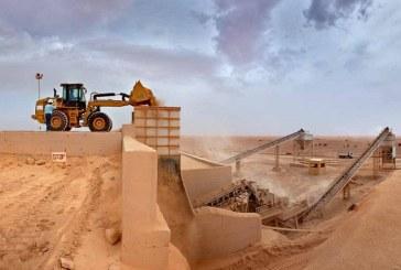 مناجم الفوسفات الأردنية تتحول للخسارة في 2016