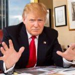 «ترامب».. يخشى المصافحة أم يكرهها؟