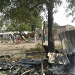 متشددون يهاجمون مدينة مايدوجوري النيجيرية
