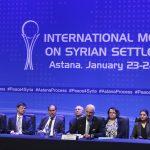 مصر تعرب عن استعدادها للمشاركة في محادثات أستانا بشأن سوريا