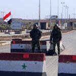 الجيش السوري يتقدم جنوبا صوب منطقة تسيطر عليها المعارضة