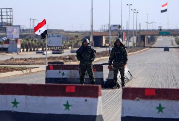 الجيش السوري يسترد أراضي شمال حماة