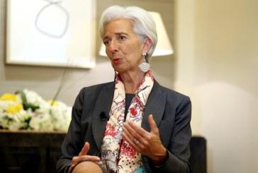 لاجارد: مصر تحرز تقدما جيدا في برنامج صندوق النقد
