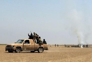قوات مدعومة من تركيا تسيطر على وسط مدينة الباب في شمال سوريا