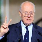 فيديو| المعارضة السورية تطالب بتوضيحات لـ«وثيقة» دي ميستورا