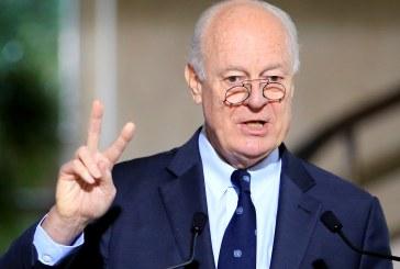فيديو  المعارضة السورية تطالب بتوضيحات لـ«وثيقة» دي ميستورا