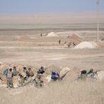 القوات العراقية تقصف آخر جيب لداعش في الموصل