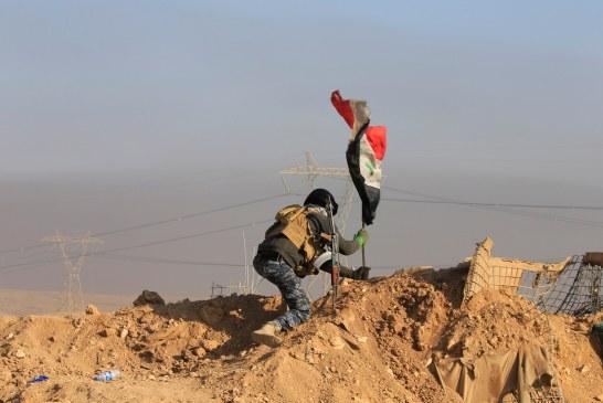 التفاصيل الكاملة لمعركة الموصل بين «داعش» والقوات العراقية