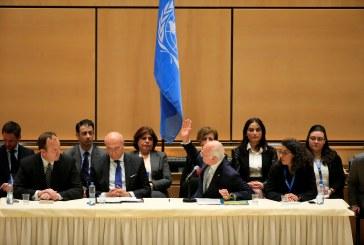 المعارضة السورية: محادثات الأمم المتحدة يجب أن تركز أولا على انتقال سياسي