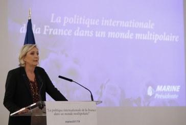 مرشحة اليمين المتطرف في فرنسا تريد «الانتهاء» من الاتحاد الأوروبي