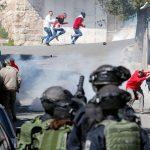 إصابة 7 برصاص الاحتلال الإسرائيلي في مظاهرة لرفض الإستيطان
