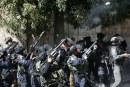 إصابات بين الفلسطينيين والمتضامنين الأجانب خلال مواجهات مع الاحتلال في الضفة الغربية