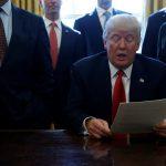 ترامب يجدد تعهداته لحلفاء أمريكا ويطالبهم بدفع نصيب عادل للتكلفة
