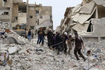 تقدم لقوات النظام في شمال ووسط سوريا ومقتل 13 مدنيا في أريحا