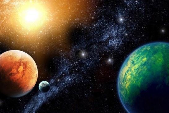 7 كواكب بحجم الأرض يمكن الحياة عليها