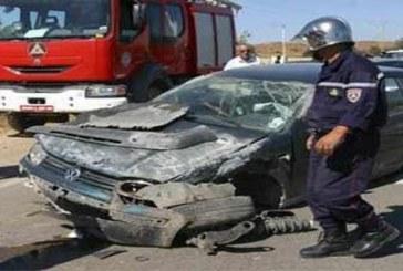 5 قتلى و28 جريحا بحادث مروري في الجزائر