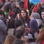 اشتباكات بين الشرطة الإيطالية ومحتجين على اجتماع لليمين الأوروبي المتطرف