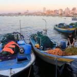 الاحتلال الإسرائيلي يعتقل 5 صيادين فلسطينيين قبالة بحر غزة